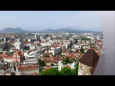 LJUBLJANSKI GRAD Ljubljana Castle) Slovenija