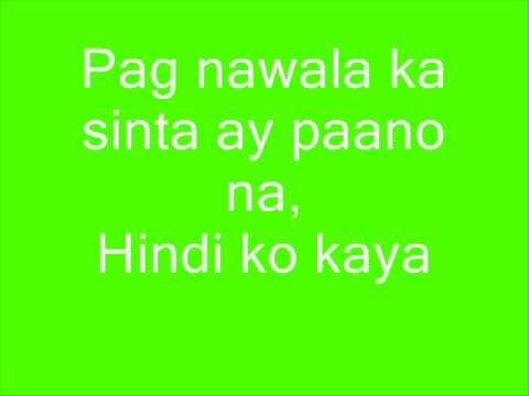 thank god i found you tagalog aikee jester