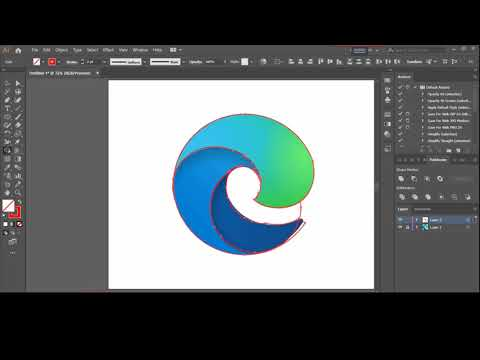 Mengisi waktu luang dengan hal - hal positif, salah satunya coba2 ngutak atik Adobe Illustrator yang.