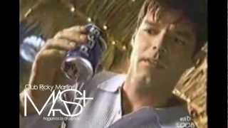 Gambar cover Ricky Martin Comercial Pepsi mosquito