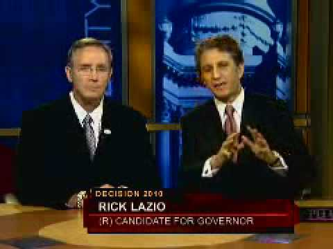 Rick Lazio and Greg Edwards Interview