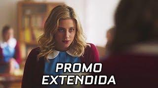 "Riverdale 3x08 ""Outbreak"" Promo Extendida Subtitulada"
