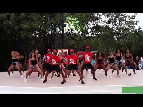 Swing Latino Cartagena Show De Urbano Y Afrodance