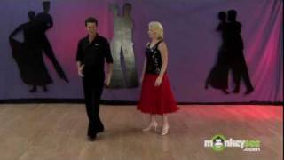 Ballroom Dancing - Staccato Footwork for the Tango
