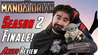 The Mandalorian: Season 2 Finale - Episode 8 - Angry Review!