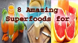 8 Amazing Superfoods for Weight Loss For Women