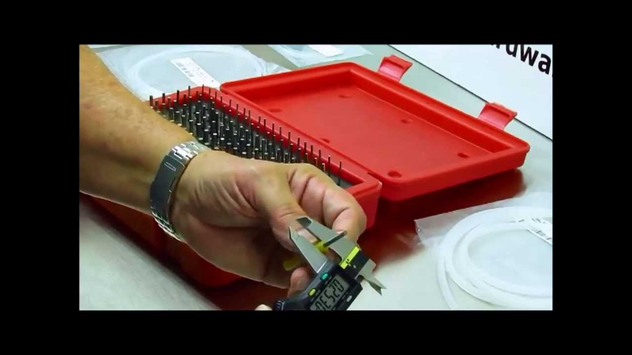 Measuring I D  and O D  of Plastic, Rubber and Tygon Tubing