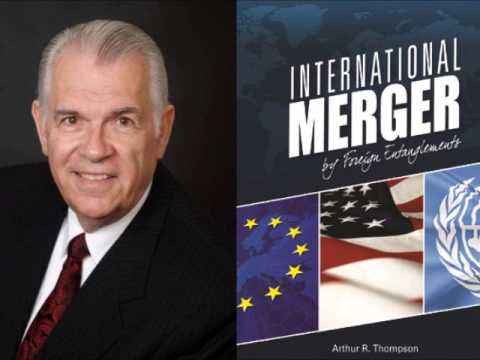 Art Thompson on International Merger by Foreign Entanglements | Alex Jones Show