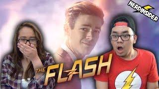 THE FLASH Season 3 Episode 23 REACTION Finish Line 3x23 FINALE REVIEW