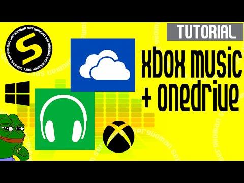 XBOX Music, escucha tu música de OneDrive [Tutorial]
