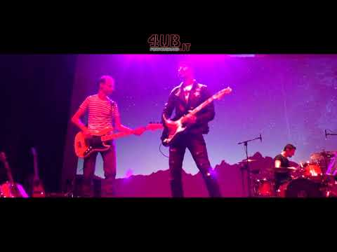 "U2 ""With Or Without You"" Live 2017 4UB Italian U2 Tribute"