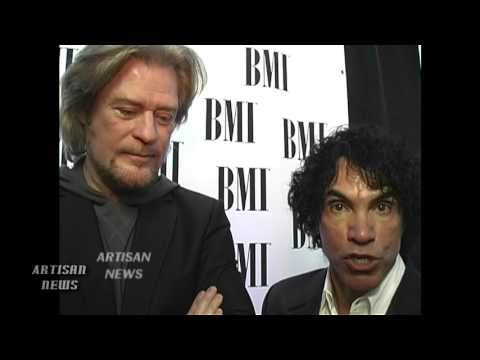 HALL AND OATES REVEAL SUMMER TOUR 2016