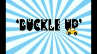 Buckle Up For Kids - Cartoon