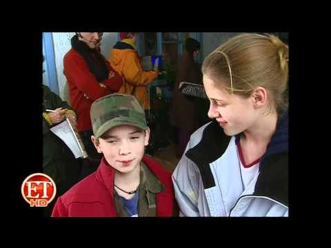 Kristen Stewart´s First ET Interview.