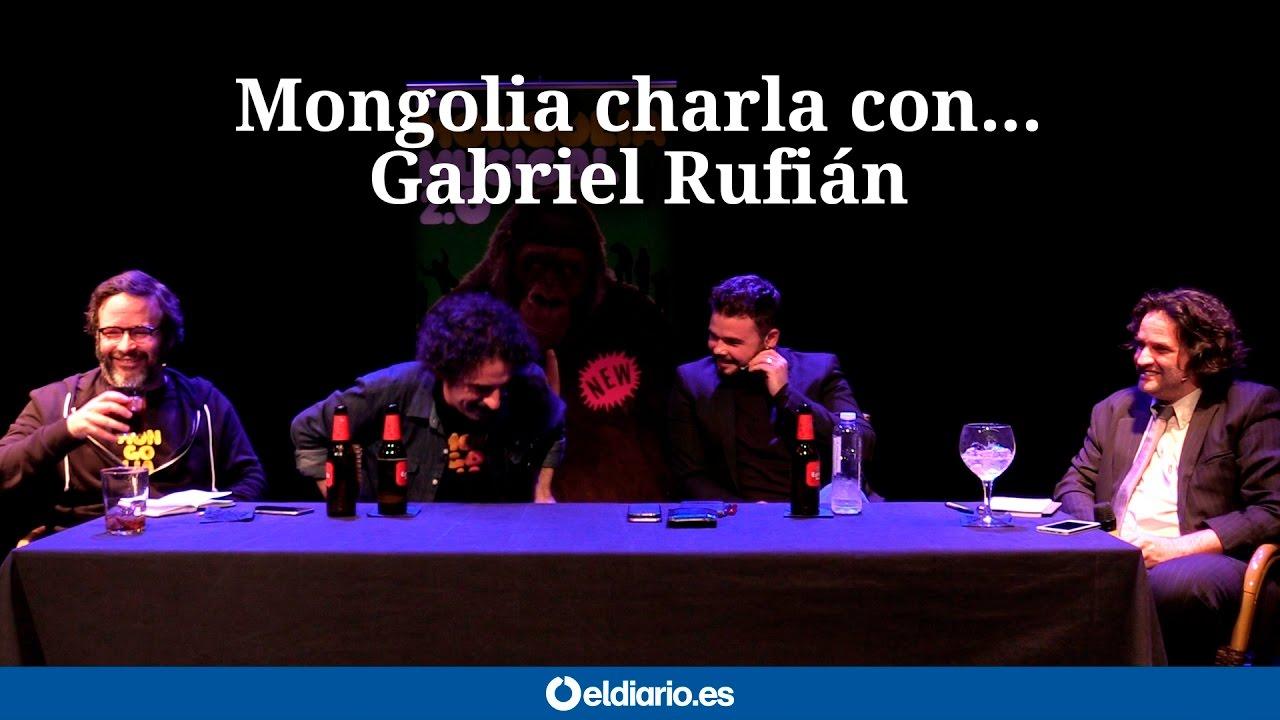 Charla completa con Gabriel Rufián