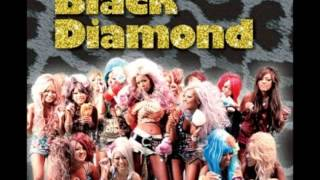 Black Diamond - AVANT GYARUDE (single)