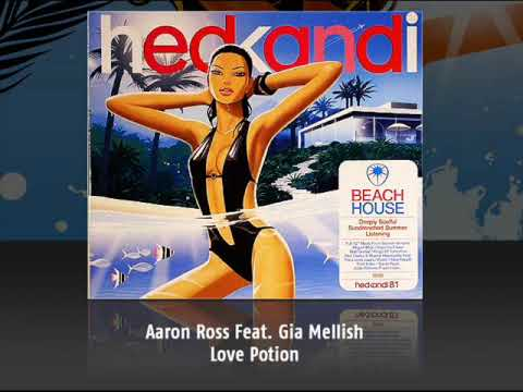 Aaron Ross Feat. Gia Mellish - Love Potion