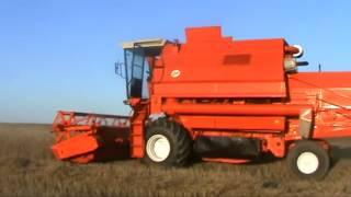 12 POLSKIE ROLNICTWO Bizon Gigant Z083 Polskie maszyny rolnicze z okresu PRL u polska wies