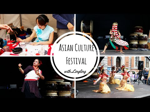 Asian Culture Festival Aalborg 2016 // 丹麦的亚洲大活动