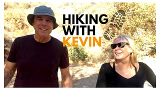 HIKING WITH KEVIN -  CHELSEA HANDLER