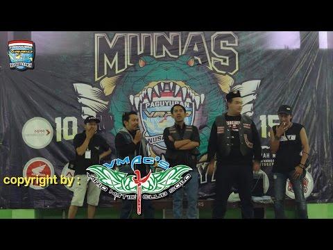 Pengumandangan Lagu Indonesia Raya di Acara Munas I PVN @Surabaya