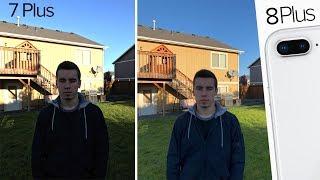iPhone 8 vs iPhone 7 camera comparison - An Impressive upgrade!