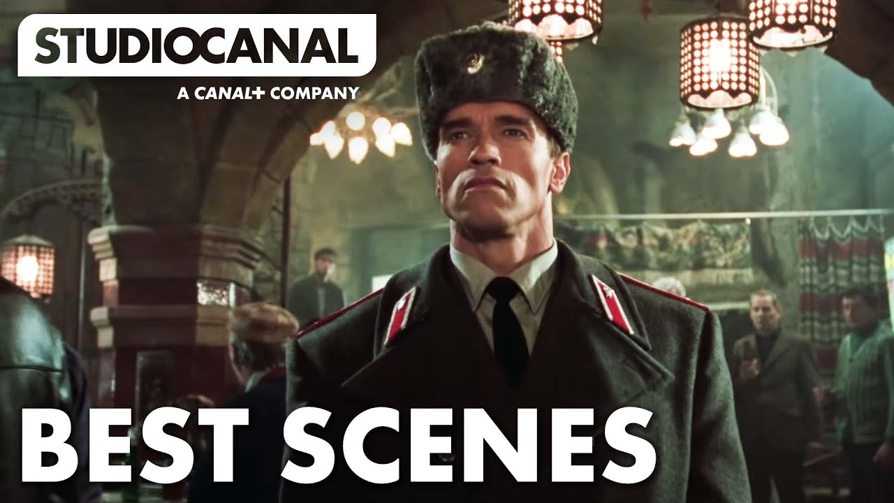 Download BEST SCENES FROM RED HEAT - Starring Arnold Schwarzenegger and Jim Belushi