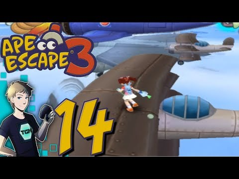 Ape Escape 3 - Part 14: The Rally