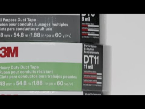 3M™ DT Series Duct Tapes - Video Teaser
