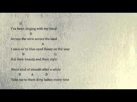 Fat Bottomed Girls by Queen - Lyrics & Chords