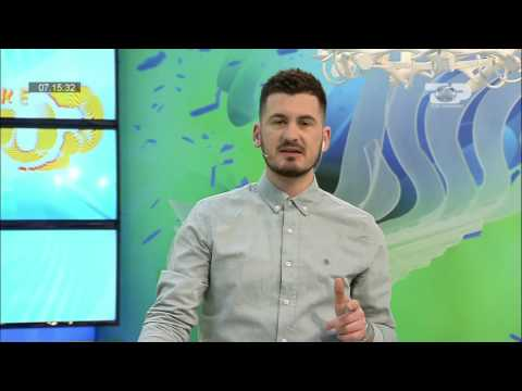 Wake Up, 20 Dhjetor 2016, Pjesa 1 - Top Channel Albania - Entertainment Show