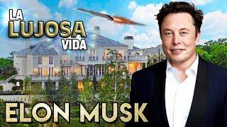Elon Musk | La Lujosa Vida | Fortuna