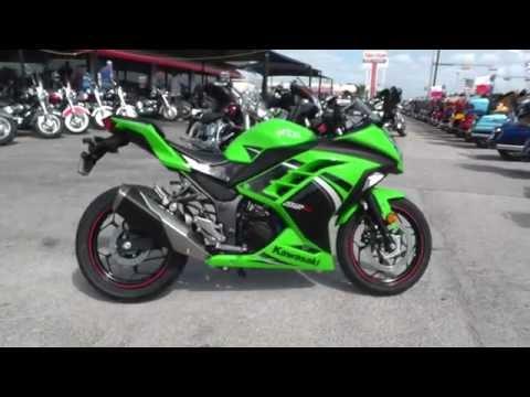 002961 - 2014 Kawasaki Ninja 300 EX300SE - Used motorcycles for sale
