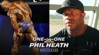 Phil Heath Interview (2 of 4): I Knew I Was Going To Lose Olympia 2018 Before The Finals