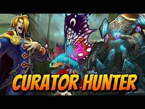 Curator Hunter