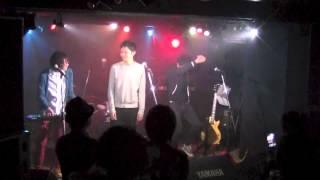 メンバー:なかじ・ゆーと・ぴょんやん 2015.2.21 ムサシミュージックイ...