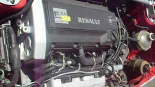 Renault Super 5 2.0 16v Testes