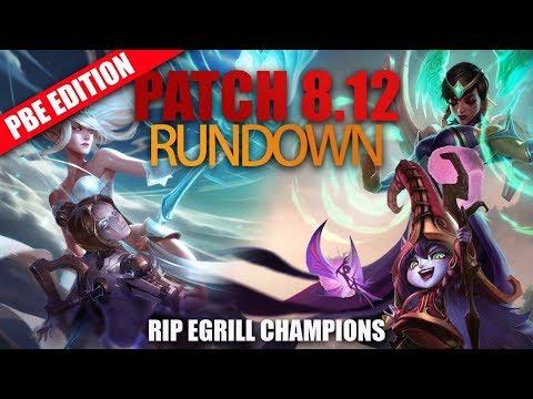 RIP Egrill Champions 8.12 PBE Patchnotes [League of Legends] [Deutsch / German] thumbnail