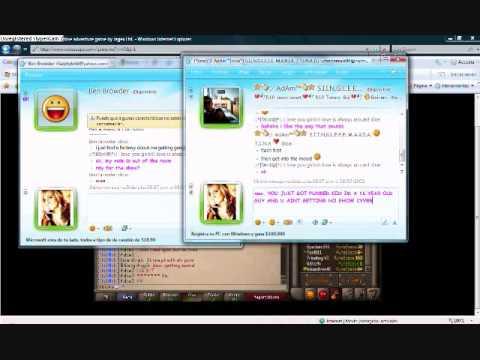 Cyber sex software