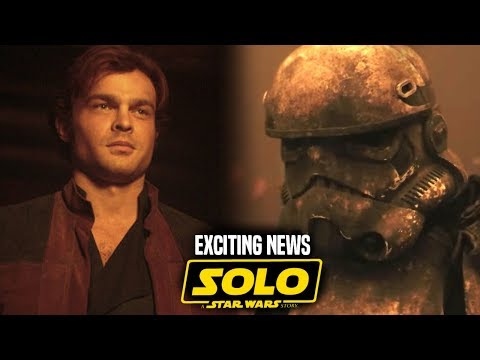 Solo Has An Opening Crawl But There Is A Catch! (Solo A Star Wars Story)