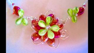 Nuttree Studio Handcrafted Jewelry, Fused Glass & Mixed Media