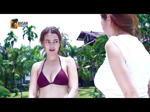 BASAH  - NYONYA GOBAS BIKIN ANAK   Feat  Cupi Cupita (Video Official)