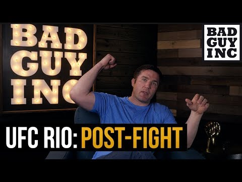 UFC RIO RECAP: Rose Namajunas was dominating the fight...
