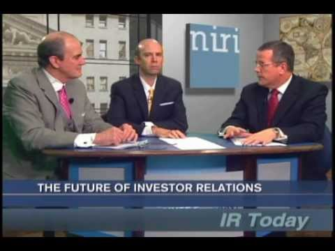 The Future of Investor Relations