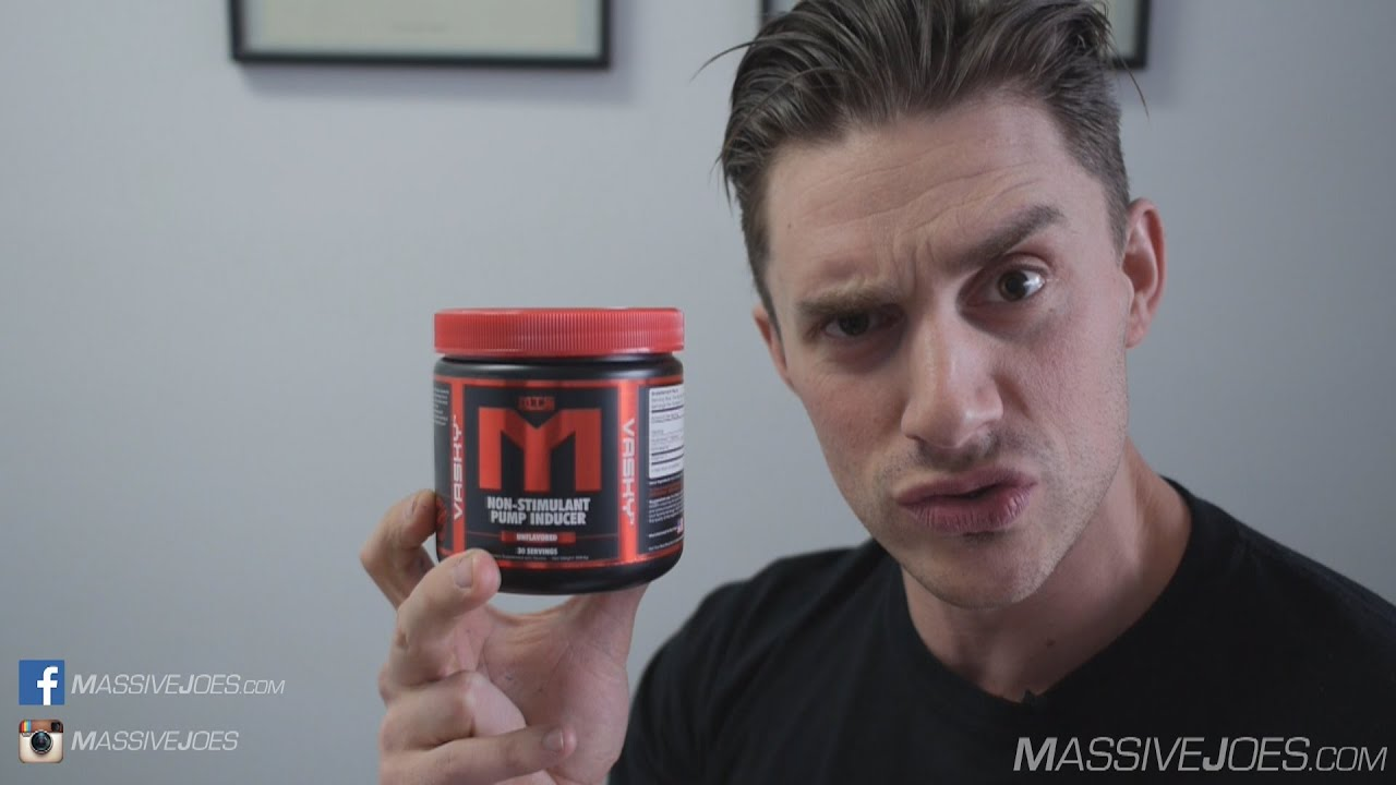 All Stars Pump Booster Test mts vasky pre-workout no booster pump supplement review - massivejoes  raw review