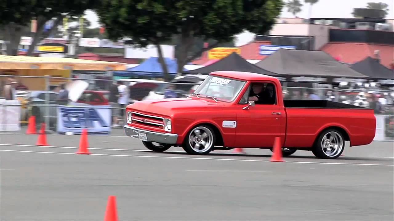 All Chevy chevy c10 suspension kit : Hotchkis Sport Suspension ULTIMATE C-10 Pickup Truck - YouTube