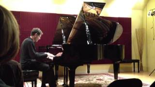 Faux Tango Fantasy - live in concert - Boulder, CO - Louis Landon - solo piano peaceful classical
