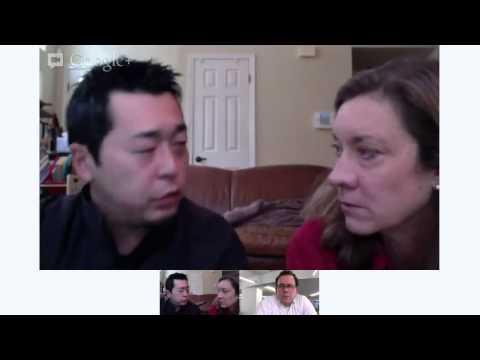 December DFMies- Dai Suguno and Lisa Krieger from San Jose Mercury News