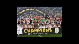 Mark Forster Feat  Sido   Au Revoir Maracana WM Version 2014
