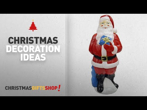 Top Plastic Christmas Decorations Yard: Lighted, Light Up, Christmas Indoor/Outdoor Yard or Lawn